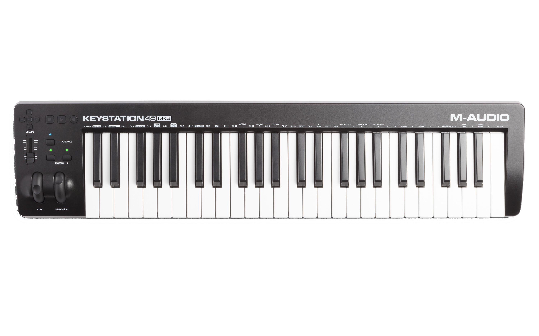 DRIVER: MIDIMAN USB KEYSTATION 49E